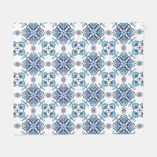 Paisley van het huwelijk traditie elegant patroon fleece deken