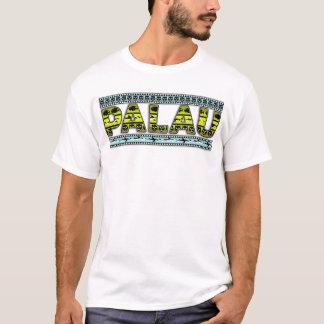 Palau de Voorzijde van het T-shirt