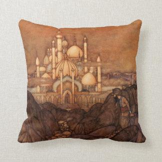 Paleis Edmund Dulac Architecture Arabian Nights Sierkussen