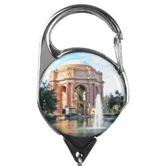Paleis van Beeldende kunsten - San Francisco Badgehouders