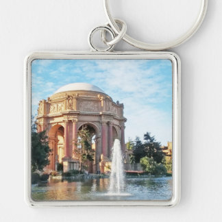Paleis van Beeldende kunsten - San Francisco Sleutelhanger
