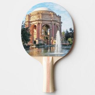 Paleis van Beeldende kunsten - San Francisco Tafeltennis Bat