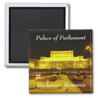 Paleis van het Parlement, Boekarest, Roemenië Magneet