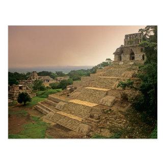 Palenque, Chiapas, Mexico, Maya Briefkaart