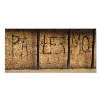 Palermo Graffiti Foto