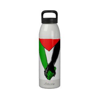 Palestina - de Fles van het Water Herbruikbare Water Flessen
