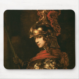 Pallas Athena of, Gepantserd Cijfer, 1664-65 Muismat