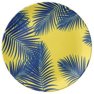 palm porselein bord