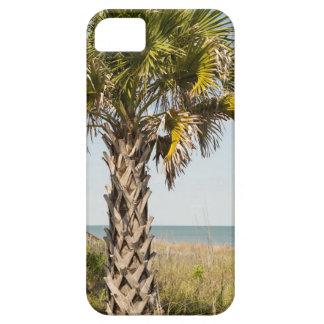 Palmen op de Promenade van de Kust van het Oosten Barely There iPhone 5 Hoesje