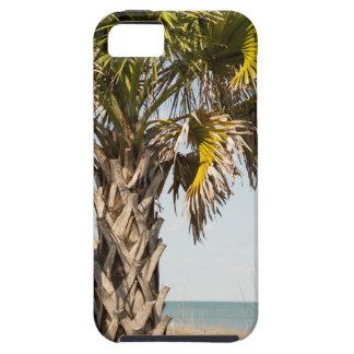 Palmen op de Promenade van de Kust van het Oosten Tough iPhone 5 Hoesje