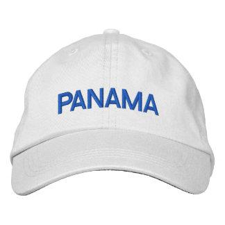 Panama personaliseerde Regelbaar Pet Geborduurde Pet