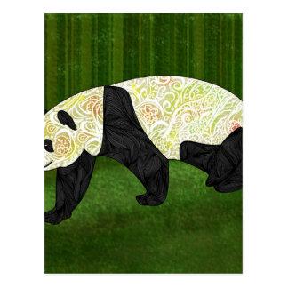 Panda Briefkaart