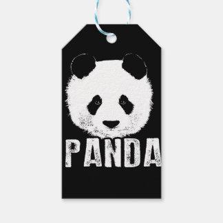 Panda Cadeaulabel