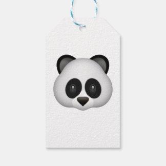 Panda - Emoji Cadeaulabel
