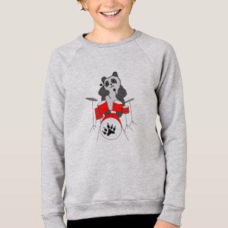 panda musicus sweater