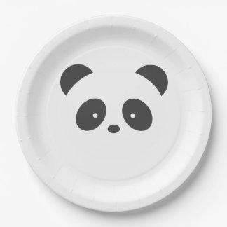 Panda Papieren Bordje