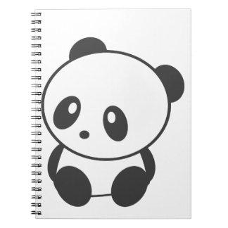 Panda Ringband Notitieboek