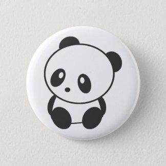 Panda Ronde Button 5,7 Cm