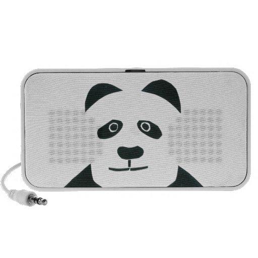 Panda iPod Luidspreker