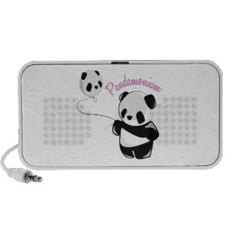 Pandamonium Mp3 Speaker