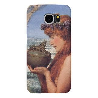 Pandora door de Heer Lawrence Alma-Tadema Samsung Galaxy S6 Hoesje