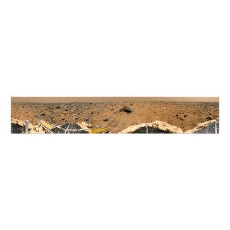 Panorama van Mars 5 Fotoprints