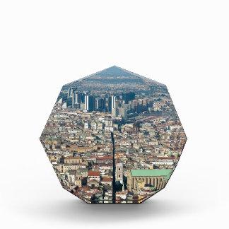 Panorama van Napels Acryl Prijs