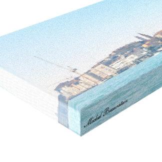Panorama van Venetië, Italië - Canvas