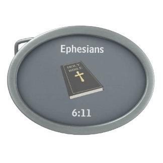 Pantser van de Gesp w/Bible van de Riem van de God