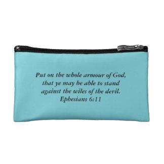 Pantser van de Kosmetische Zak van de God met Make-up Bag