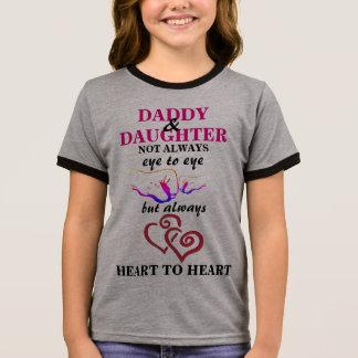 Papa en Dochter T Shirts