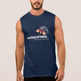 Papa van Tweelingen T Shirt