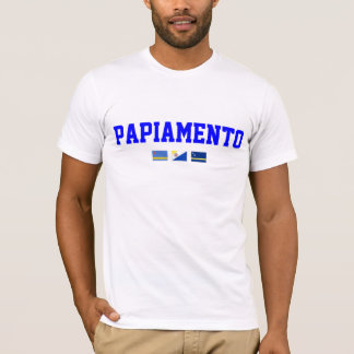 Papiamento Fundamenteel Amerikaans S - 3XL T Shirt
