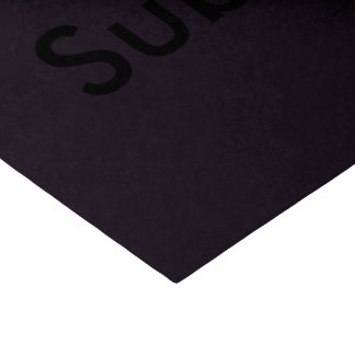 Papieren zakdoekje tissuepapier