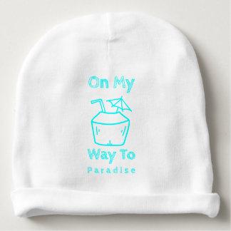 Paradijs Beanie Baby Mutsje