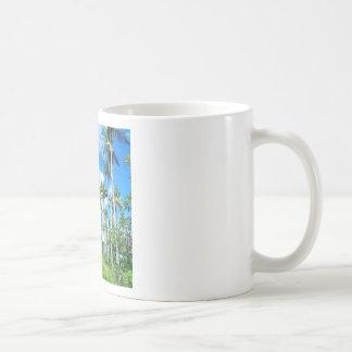 Paradijs in de Stille Oceaan Koffiemok