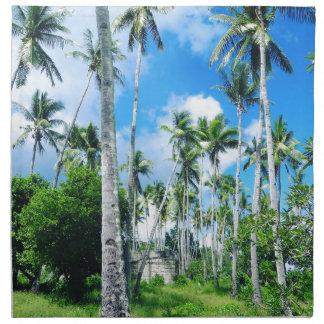 Paradijs in de Stille Oceaan Servet