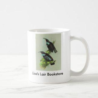 Paradiseus Riflebird - Ptiloris Promo van het Koffiemok