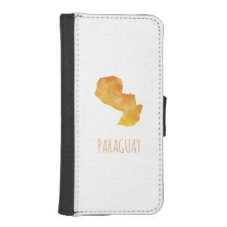 Paraguay iPhone 5 Portemonnee Hoesje