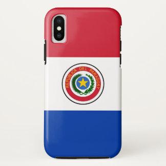 Paraguay iPhone X Hoesje