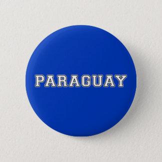 Paraguay Ronde Button 5,7 Cm