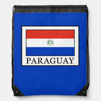 Paraguay Trekkoord Rugzakje