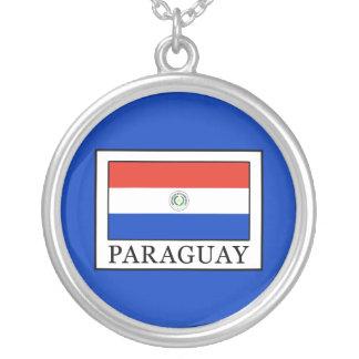 Paraguay Zilver Vergulden Ketting