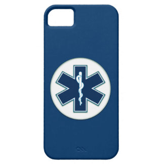 Paramedicus EMT EMS Barely There iPhone 5 Hoesje