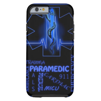 Paramedicus Tough iPhone 6 Hoesje