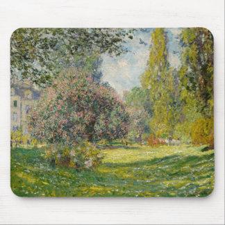 Parc Monceau - Claude Monet Muismat