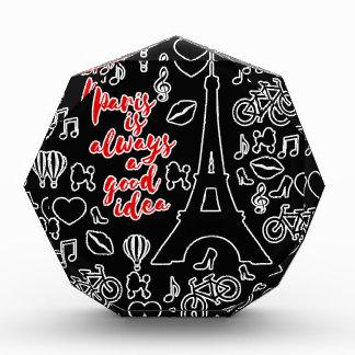 Parijs Acryl Prijs