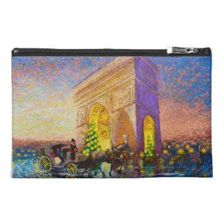 Parijs - de zak van de Reis van de Stad Reis Accessoire Tasje