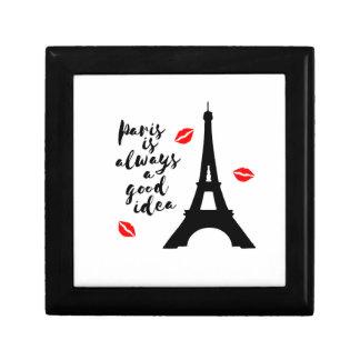 Parijs Decoratiedoosje