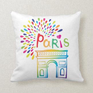 Parijs Frankrijk | Arc DE Triomphe | Ontwerp van Sierkussen